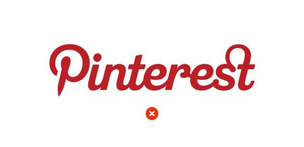 Pinterest VI手册设计 VI设计