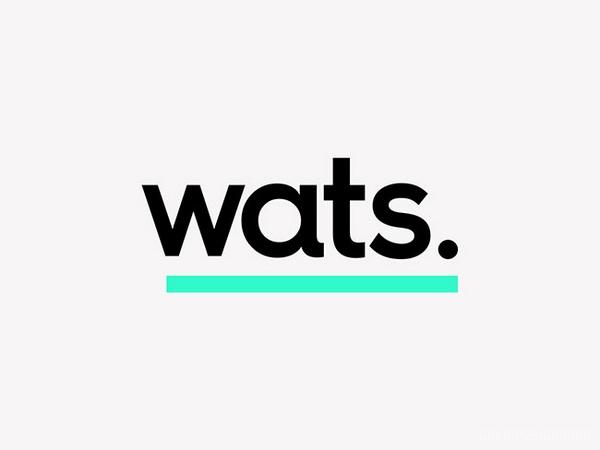 贝尔格莱德 Wats 酒吧品牌设计 标志设计 VI设计
