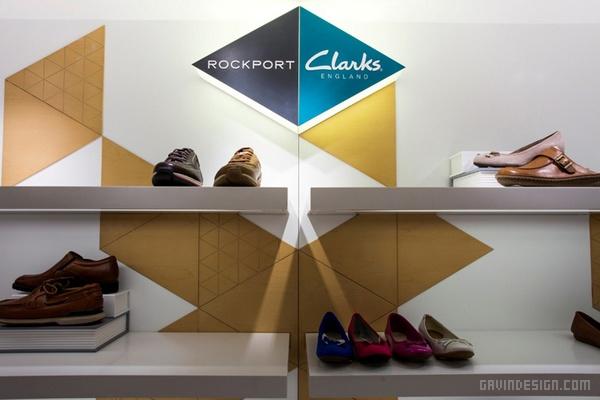 澳门 Osaka 鞋店设计 鞋店设计 店面设计 商业空间设计 中国 专卖店设计