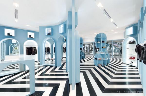 香港 HITGallery 精品店设计 香港 精品店设计 店面设计 商业空间设计 专卖店设计