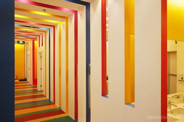 北京 Abrakadoodle 儿童艺术中心设计 游乐中心设计 形象店设计 幼儿园设计 北京 中国