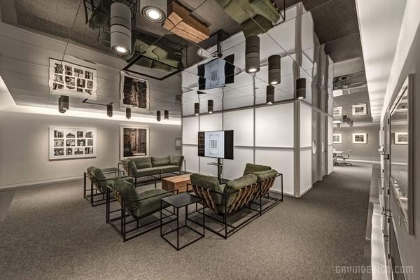 达拉斯艺术博物馆新图书馆设计 图书馆设计 博物馆设计