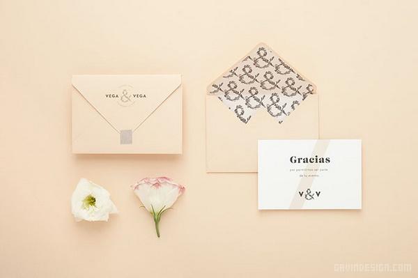 墨西哥 Vega 插花工作室品牌形象设计 画册设计 标志设计 名片设计 VI设计