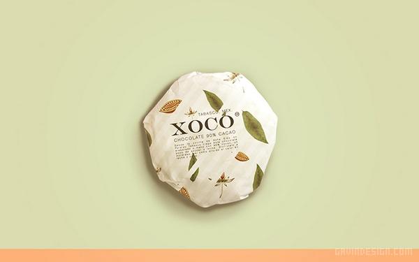 墨西哥 XOCO 手工巧克力VI设计 网站设计 标志设计 包装设计 VI设计