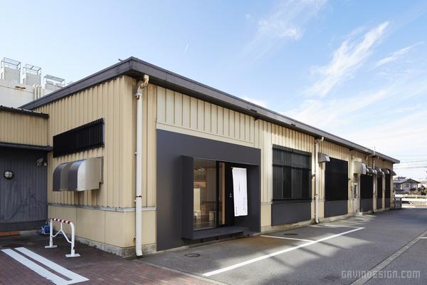 日本东京 Kashikoto Monakaya 甜品店设计 蛋糕店设计 甜品店设计 日本 店面设计 商业空间设计