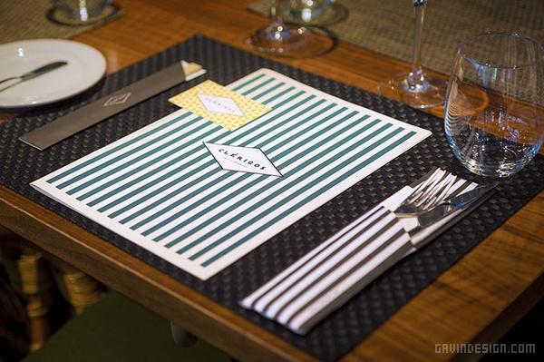 波尔图 Clerics 餐饮品牌形象设计 菜单设计 标志设计 店面设计 工作室设计 VI设计 SI设计