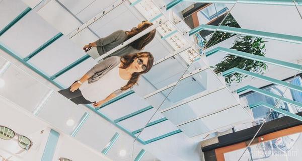 美国西雅图 Eye Eye 眼科诊所设计 诊所设计 美国 店面设计 商业空间设计