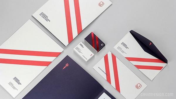 戈亚尼亚 Academia 教育机构VI设计 网站设计 画册设计 海报设计 标识设计 店面设计 VI设计