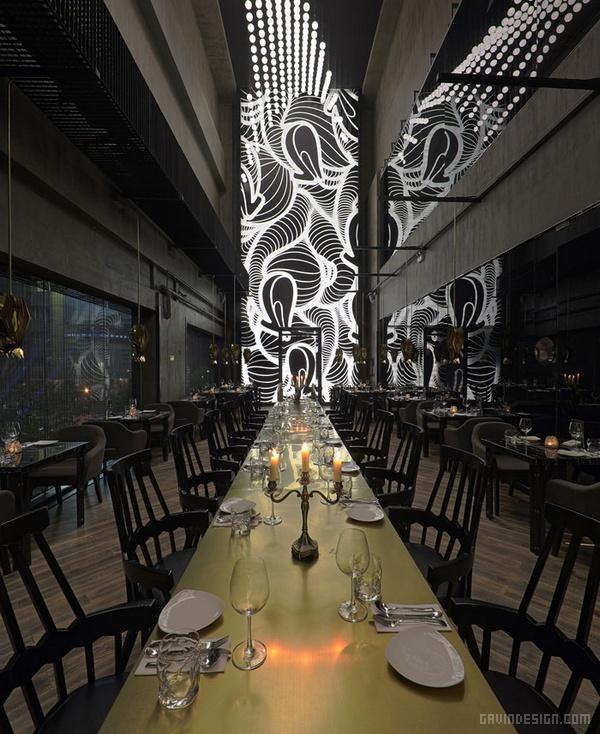 上海 G9 餐厅设计 餐厅设计 店面设计 商业空间设计 中国 上海