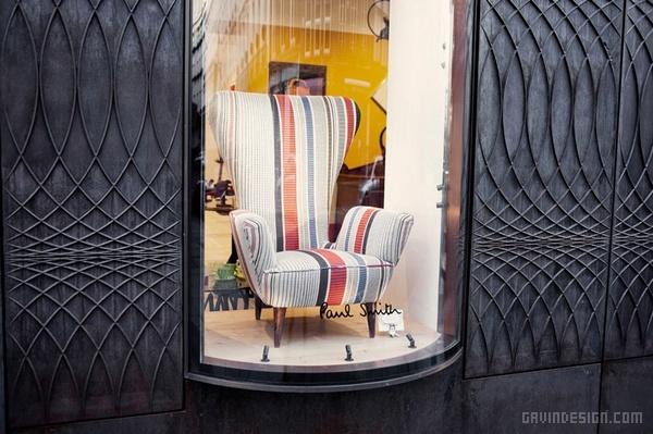 伦敦 Paul Smith Albemarle 店面设计 英国 旗舰店设计 店面设计 商业空间设计 专卖店设计