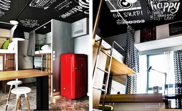 香港 Campus Hong Kong 学生公寓设计 香港 公寓设计 中国