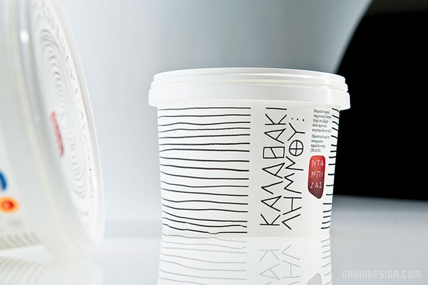 Kalathaki 奶酪企业VI设计 画册设计 标志设计 VI设计 SI设计
