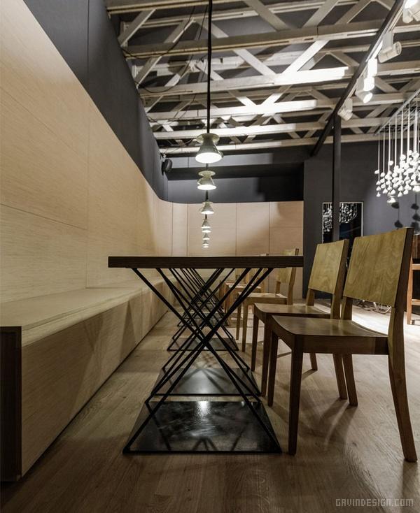 罗马尼亚 Origo 咖啡馆设计 餐厅设计 橱窗设计 店面设计 商业空间设计 咖啡馆设计