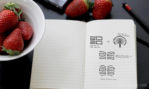 迪拜2020年世博会品牌形象设计 标志设计 品牌形象设计 VI设计 APP设计