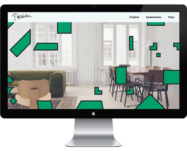 Poseidon 建筑设计公司VI设计 网站设计 画册设计 海报设计 标志设计 VI设计 APP设计