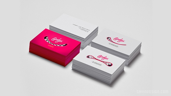 糖果实验室 CANDY LAB 企业VI设计 标志设计 品牌形象设计 包装设计 VI设计 APP设计