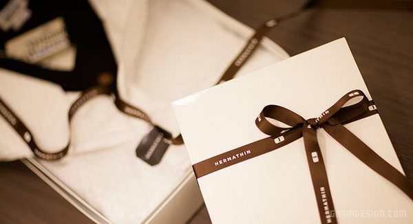 德国Hermathin精品男装VI设计 画册设计 德国 店面设计 商业空间设计 包装设计 VI设计 SI设计