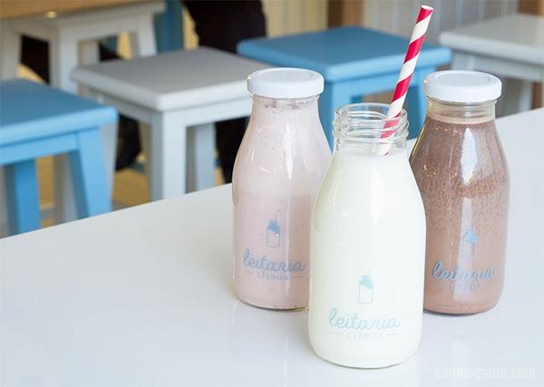 Leitaria 牛奶品牌视觉形象设计 餐厅设计 蛋糕店设计 标志设计 图标设计 咖啡店设计 VI设计 SI设计