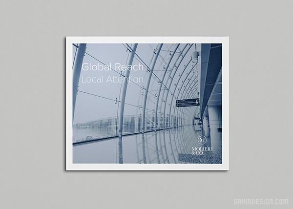 南佛罗里达州 Molieri 税务VI设计 美国 网站设计 画册设计 海报设计 标志设计 VI设计