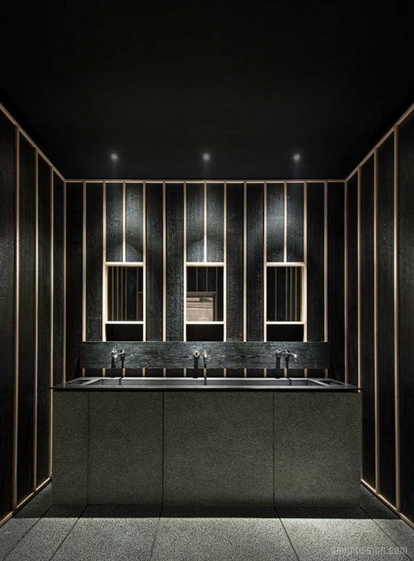 上海 CHI Q 韩式餐厅设计 餐厅设计 店面设计 商业空间设计 中国 上海