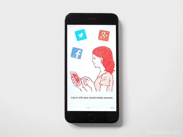 Kawa 在线咖啡点购平台视觉形象设计 网站设计 标志设计 VI设计 APP设计