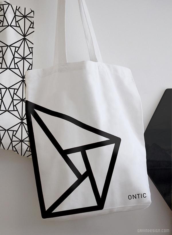 ONTIC 珠宝VI设计 画册设计 标志设计 名片设计 包装设计 专卖店设计 VI设计