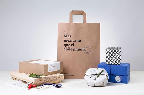 墨西哥 Seis 餐厅品牌设计 餐厅设计 海报设计 标志设计 墨西哥 VI设计 SI设计