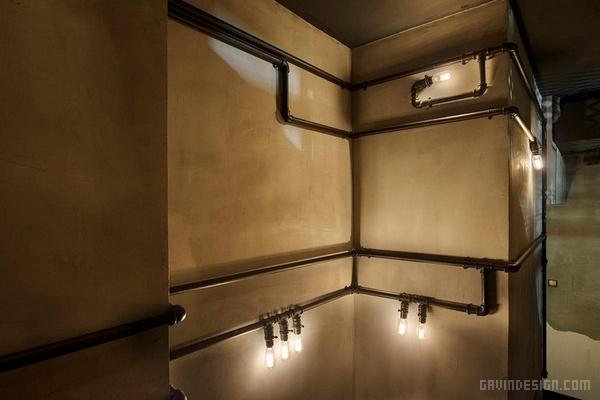 北京三里屯 SOHO 白搭酒吧设计 餐厅设计 酒吧设计 商业空间设计 北京 中国