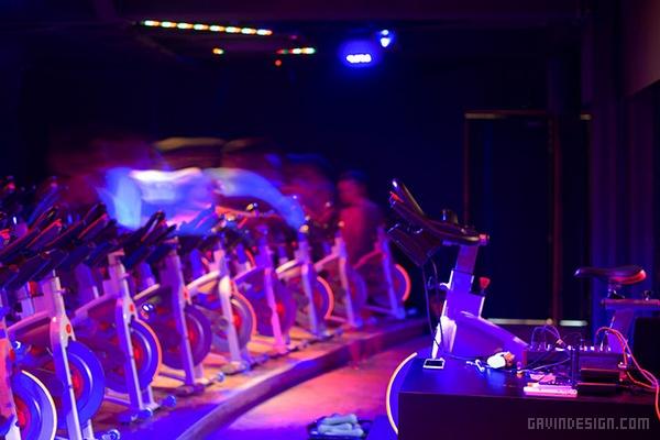 7Cycle 健身所VI设计 名片设计 包装设计 VI设计 SI设计
