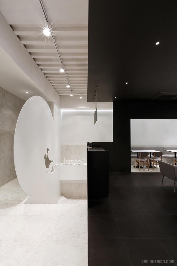 韩国 Coco Bruni 咖啡厅设计 餐厅设计 韩国 店面设计 商业空间设计 咖啡厅设计