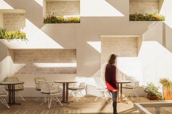 西班牙巴塞罗 Disfrutar 主题餐厅设计 餐厅设计 西班牙 店面设计 商业空间设计