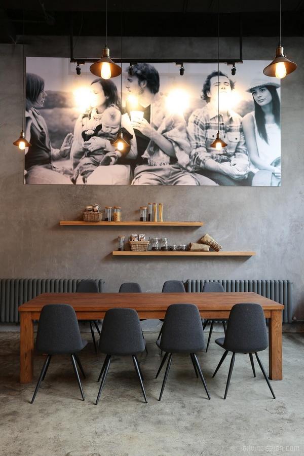 青岛海滨宾达咖啡馆设计 餐厅设计 店面设计 商业空间设计 咖啡馆设计 中国
