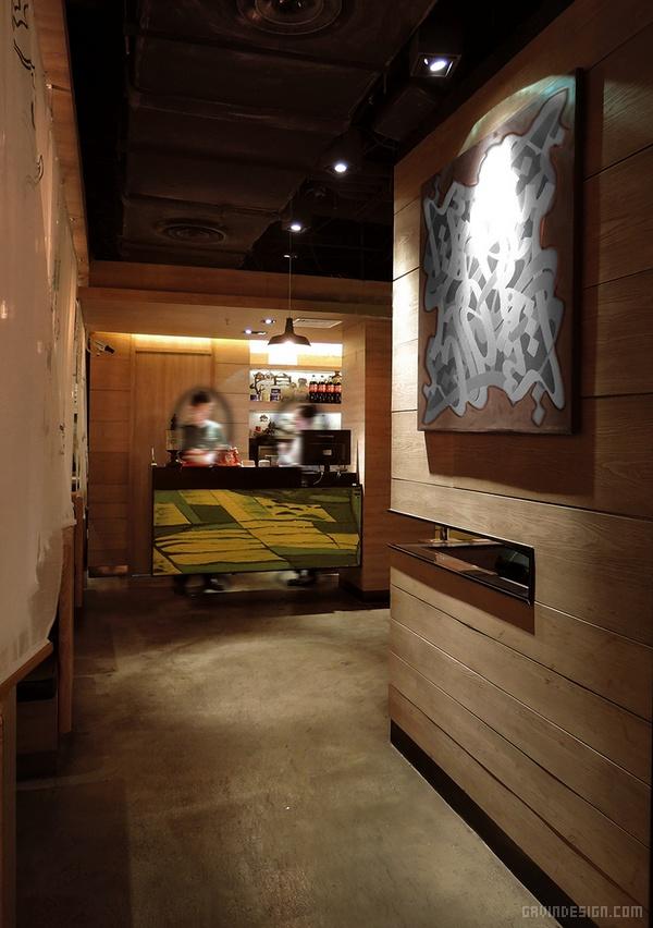 北京穆佰味清真餐厅设计 餐厅设计 店面设计 商业空间设计 北京 中国