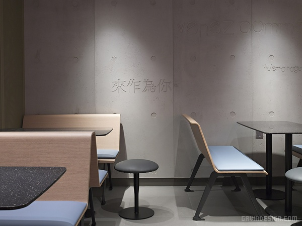 巴黎香榭丽舍大街麦当劳餐厅设计 麦当劳 餐厅设计 法国 汉堡店设计 快餐店设计