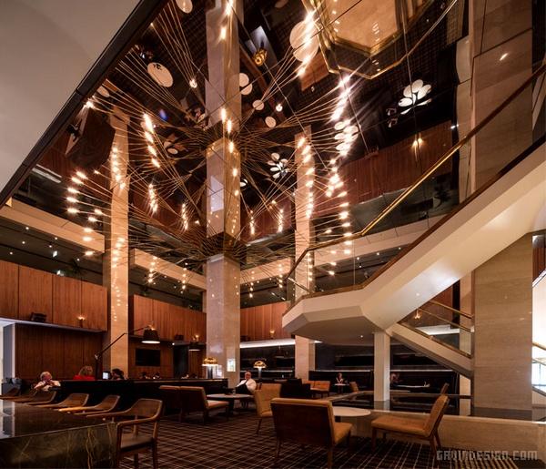 悉尼 Coal Cellar & Grill 餐厅设计 餐厅设计 澳大利亚 店面设计 商业空间设计