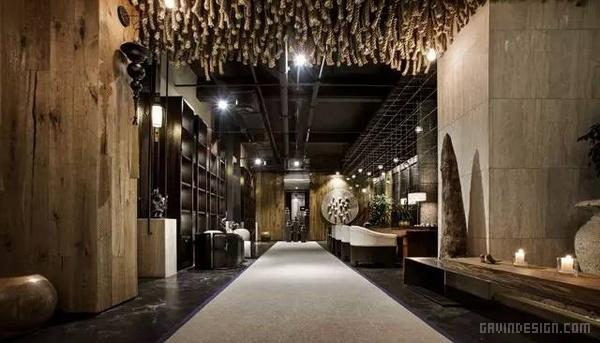 宁波汐源茶楼设计 餐厅设计 茶楼设计 店面设计 商业空间设计 中国
