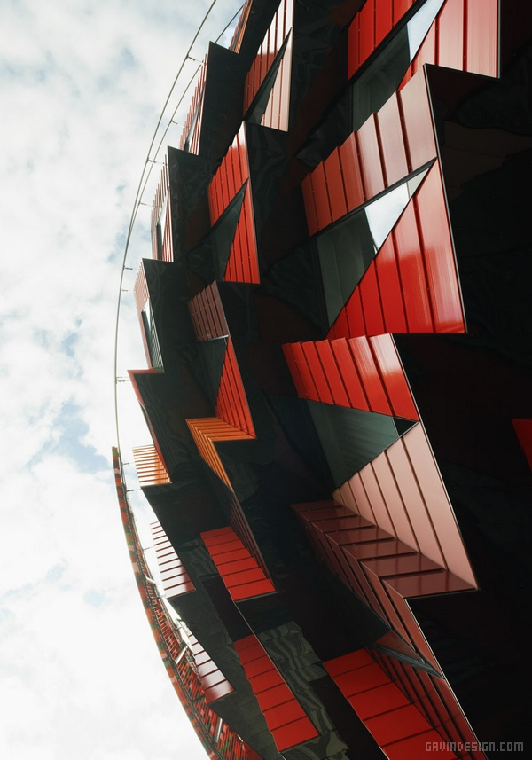 瑞典哥德堡 Kuggen 办公楼设计 办公楼设计