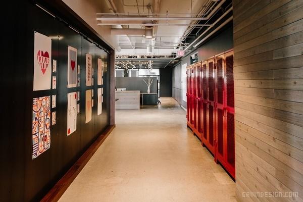 明尼苏达 Little 广告公司办公室设计 美国 办公空间设计 办公室设计