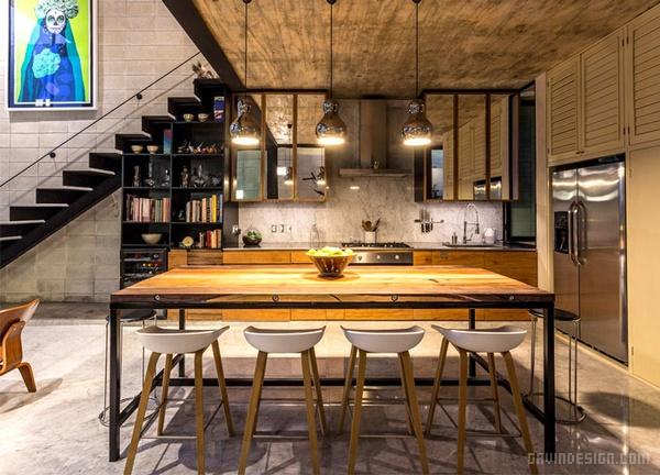 墨西哥圣地亚哥 Naked House 住宅设计 墨西哥 别墅设计 住宅设计
