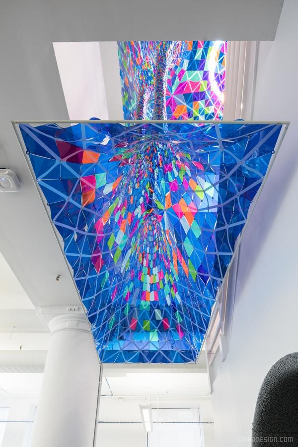 纽约 Bēhance 办公室设计 美国 办公空间设计 办公室设计