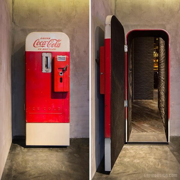 上海 Flask and the press 酒吧设计 餐厅设计 酒吧设计 可口可乐 中国 上海