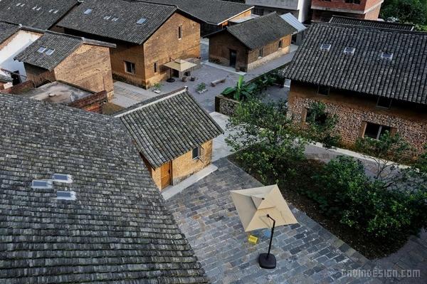 桂林云庐精品生态酒店设计 酒店设计 景观设计 中国