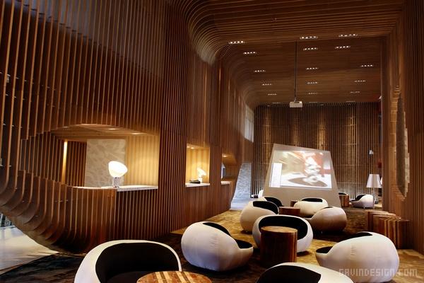 广东惠州天喜东方会所设计 广州 俱乐部设计 会所设计 中国
