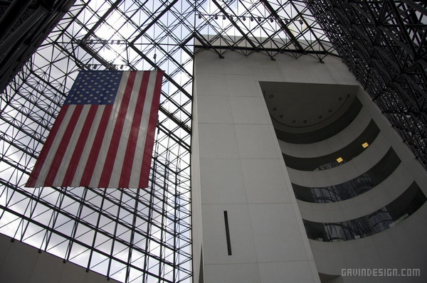 美国约翰·肯尼迪总统图书馆设计 美国 纪念馆设计 图书馆设计
