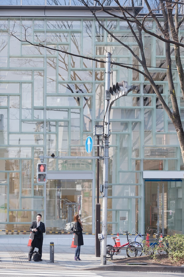 东京 Coach 旗舰店设计 日本 旗舰店设计 店面设计 商业空间设计 专卖店设计