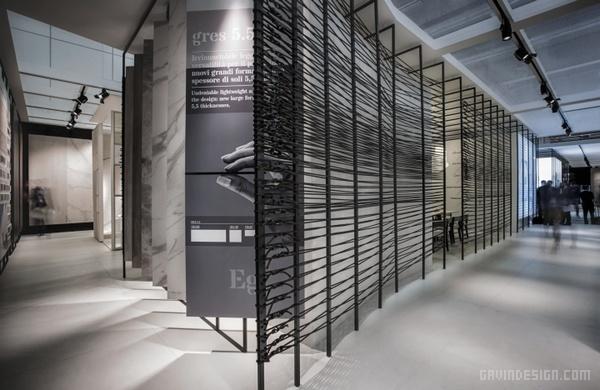 意大利博洛尼亚国际陶瓷卫浴展览设计 意大利 展览设计 展厅设计 展会设计
