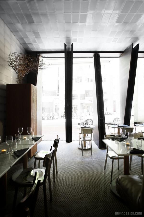香港 SILVER ROOM 餐厅设计 香港 餐厅设计 店面设计 商业空间设计