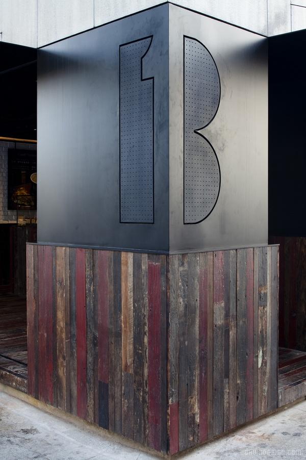 上海 Baker One 烘焙店设计 面包店设计 烘焙店设计 店面设计 商业空间设计 中国 上海