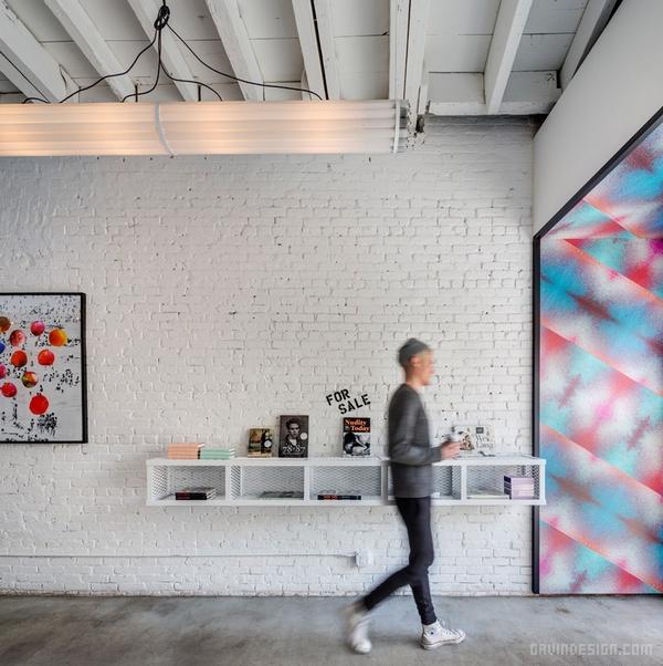 纽约 Happy Bones 咖啡店设计 餐厅设计 美国 店面设计 商业空间设计 咖啡店设计