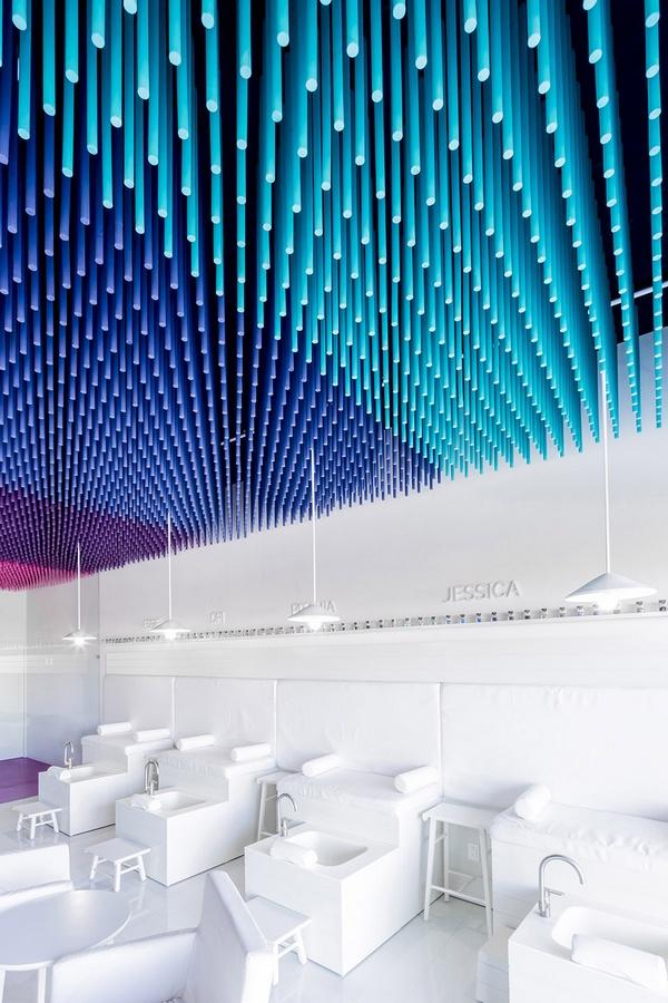 墨西哥 Nail IT 美甲工作室设计 美甲店设计 店面设计 工作室设计 墨西哥 商业空间设计